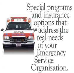 Specialty Risk Ambulance Insurance Program  Shreveport LA